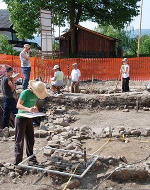 Brezplačna delavnica Arheologija, kaj je to?