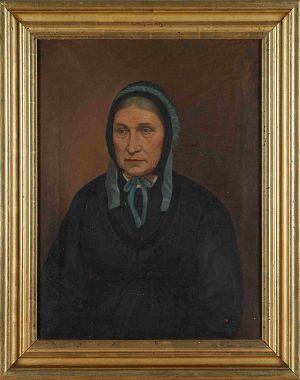 Portret Barbare Pahernik