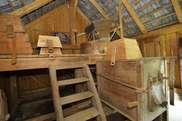 The Herc Mill and Sawmill | Koroški Pokrajinski Muzej